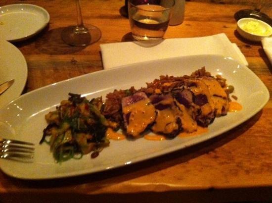 Hobnob Kitchen & Bar: tuna