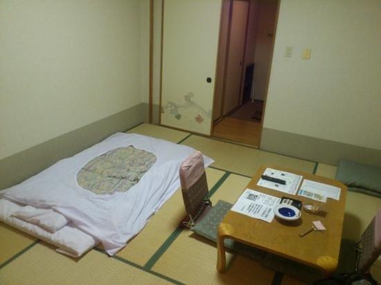 Banso Hotel: 和室