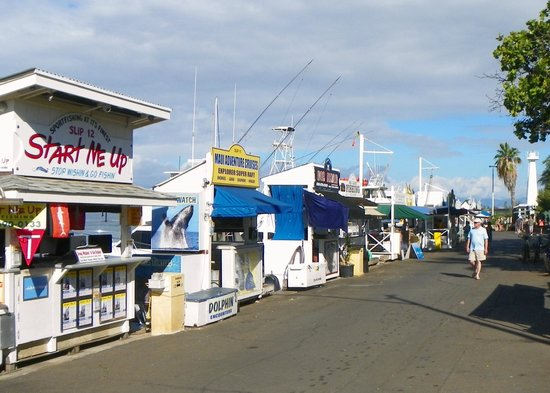 Lahaina Harbor: remove