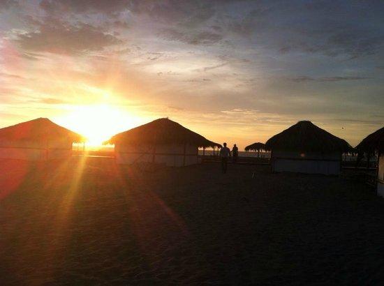 Echo Beach Hotel Chinchaycamac: por la tarde