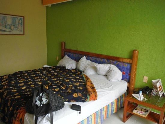 Solymar Cancun Beach Resort: Chambre