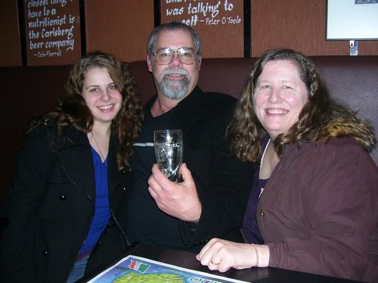 The Mean Fiddler: Getting our Irish on!