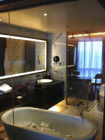 Renaissance Beijing Capital Hotel: bathroom