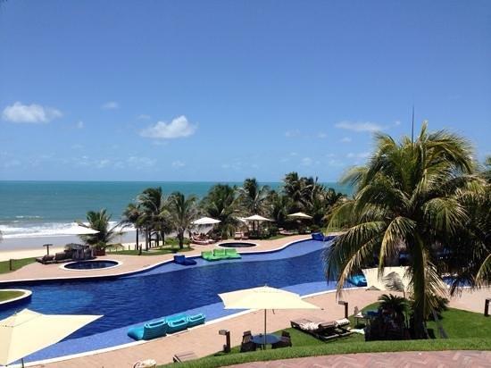 Carmel Charme Resort: vista piscina
