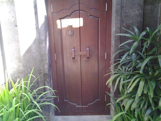Nyuh Bali Villas: privacy plus