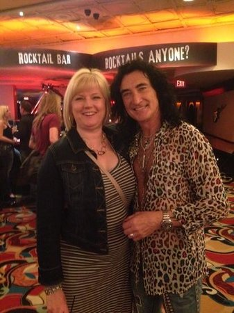 Raiding The Rock Vault: Robin McAuley after the show