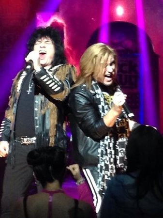 Raiding The Rock Vault: Paul Shortino & Andrew Freeman