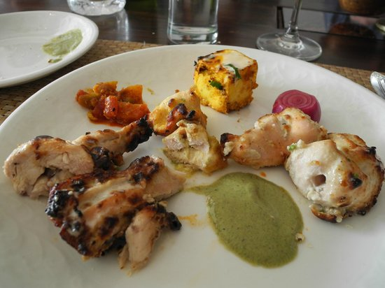 Zaffran : a selection of entrees