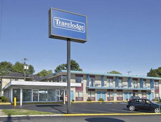Bloomington Travelodge: Welcome to the Travelodge Bloomington