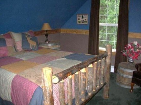 Blonde Bear Bed And Breakfast: Suite