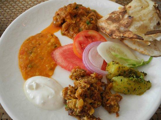 Zaffran : Main meal
