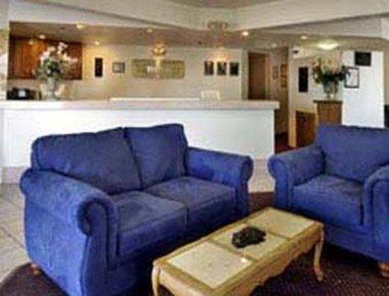 Magnuson Hotel El Paso West: Lobby