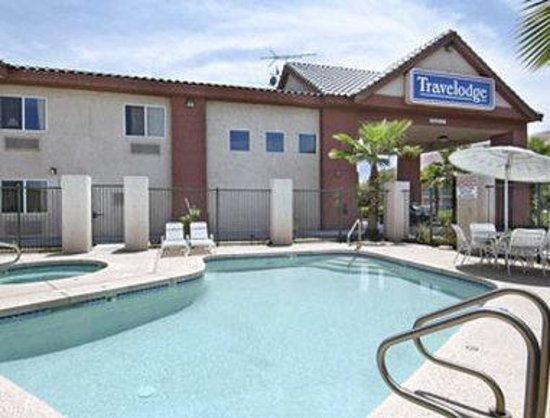 Travelodge Phoenix: Pool