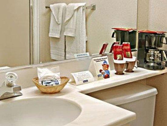 Travelodge Burbank-Glendale: Bathroom