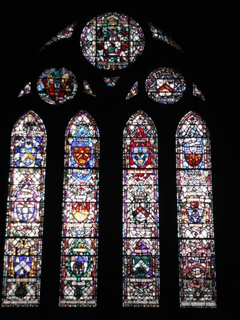 Glasgow Cathedral: Beautiful Stained Glass