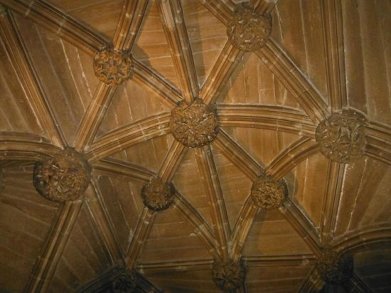 Glasgow Cathedral: Ceiling Details