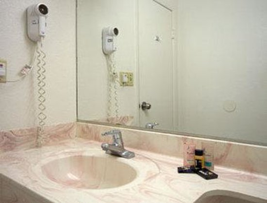 ميسا ترافيلودج: Bathroom
