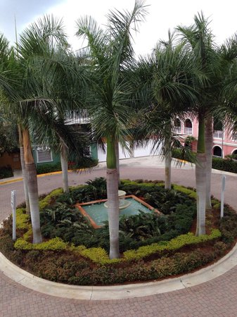 Mizner Place at Weston Town Center: Courtyard