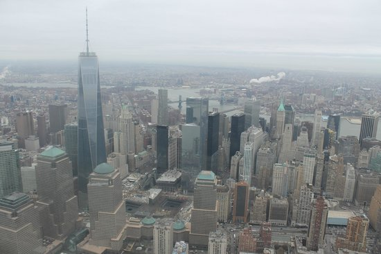 Helicopter Flight Services - Helicopter Tours: Lower Manhattan Take off