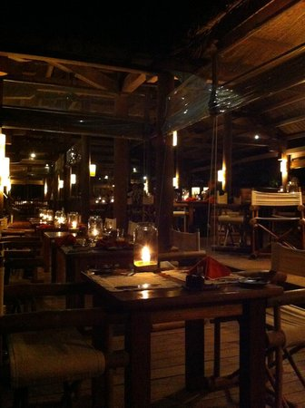 Six Senses Ninh Van Bay: restaurant