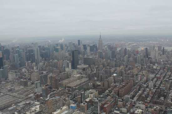 Helicopter Flight Services - Helicopter Tours: Midtown view