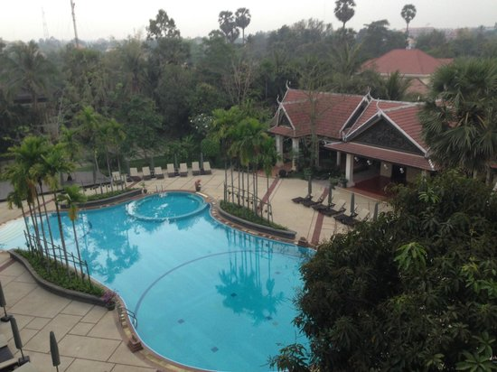 Borei Angkor Resort & Spa : Swimming Pool