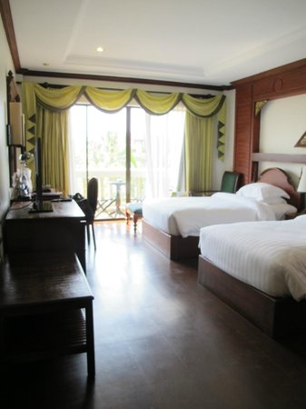Borei Angkor Resort & Spa : Room