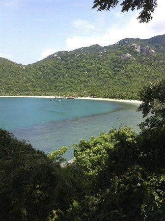 Six Senses Ninh Van Bay: view