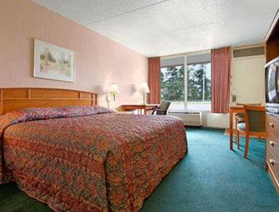 Travelodge Six Flags / Gray Summit: Standard King Bed Room