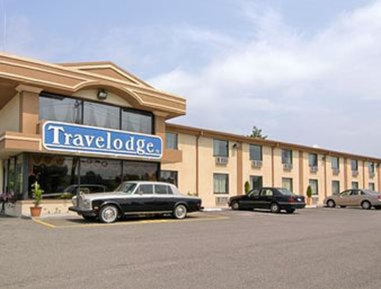 Clinton Manor Hotel Union: Welcome to the Travelodge Union
