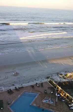 Hyatt Place Daytona Beach - Oceanfront : Stay Here!