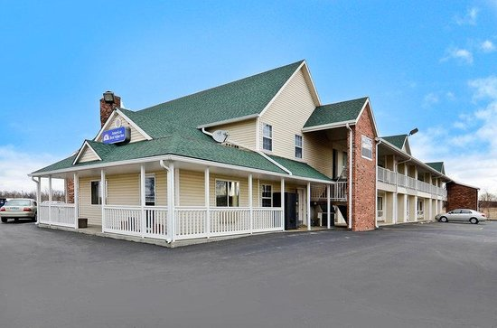 Americas Best Value Inn: Exterior