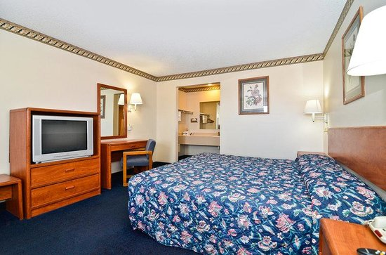 Americas Best Value Inn: One King Bed