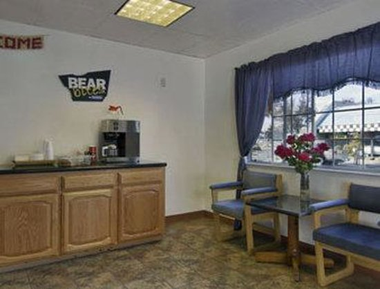 Travelodge Fresno Highway 41: Breakfast Area