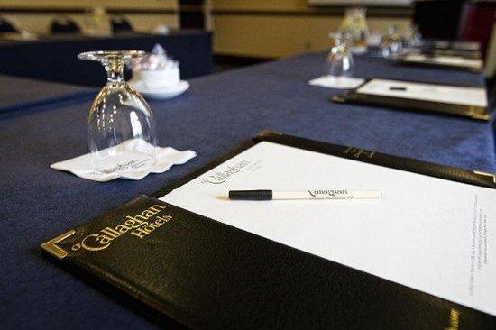 O'Callaghan Hotel Annapolis: Meeting Detail
