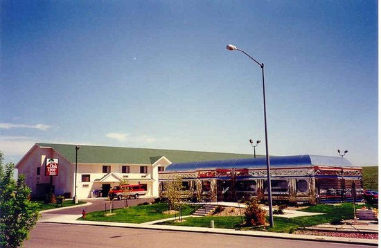 Travelodge Cheyenne: Exterior