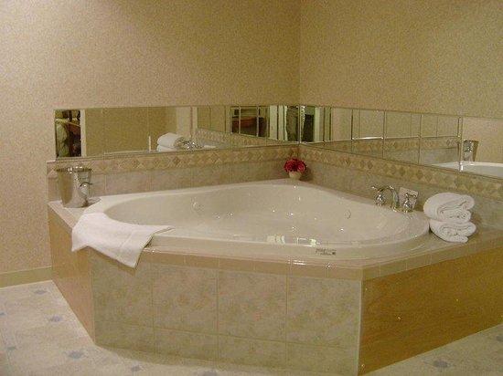 Sandwich Lodge & Resort: Jacuzzi Suite