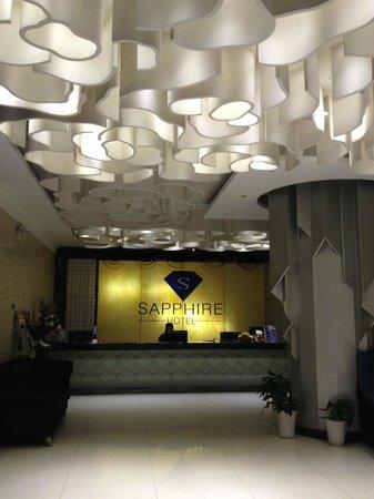 Sapphire Hotel: lobby