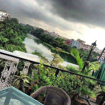 lake view picture of lake terrace dhaka city tripadvisor