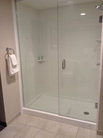 Hotel Marshfield, BW Premier Collection : Suite Shower Rm 294