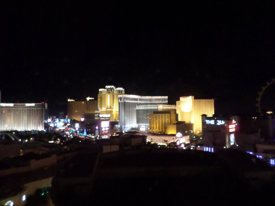 Caesars Palace: What a view