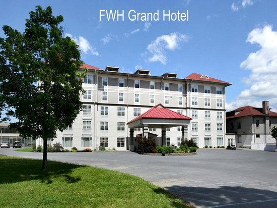 Fort William Henry Hotel and Conference Center: Grand Hotel