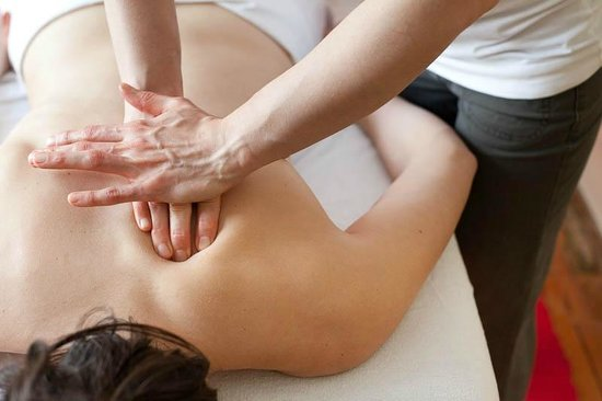 Balanced BodyWorks: Deep tissue massage