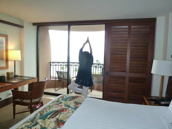 Royal Lahaina Resort: 到着