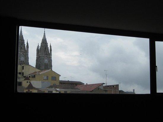 Hotel Casa Gardenia: Vue sur la cathédrale