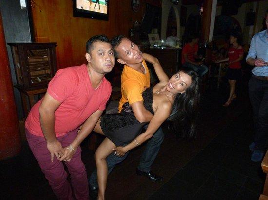 Bahiana Salsa Bar