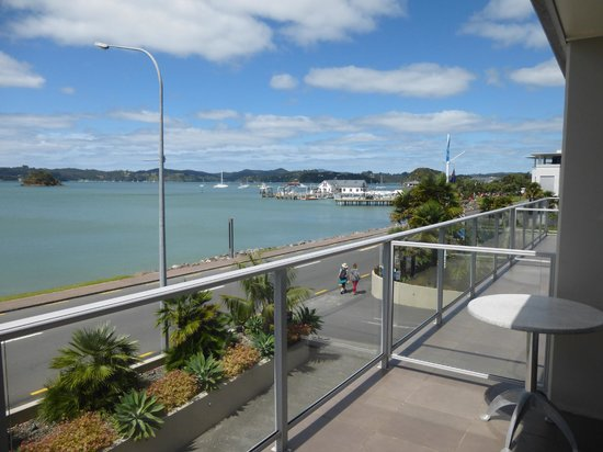 Kingsgate Hotel Autolodge Paihia: view from suite 407