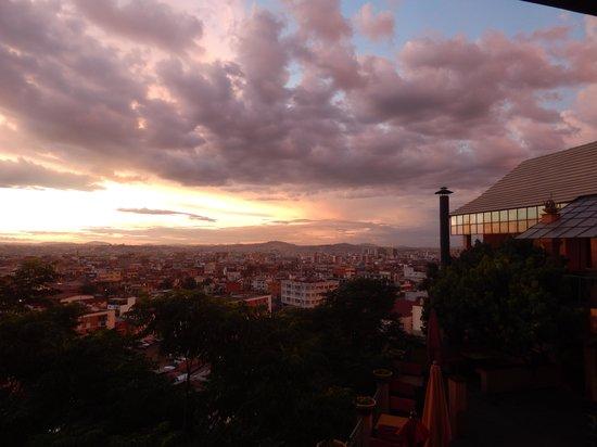 hotel Belvedere : un soir au belvedre dans le calme de tana