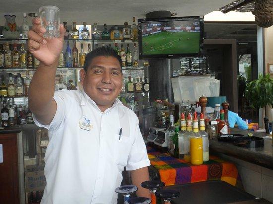 La Chatita Restaurant & Bar: Our Bartender
