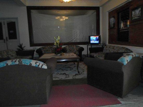 Hotel Encounter Nepal: lobby